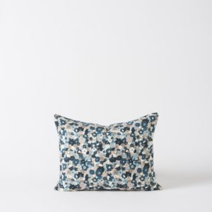 Citta Daisy Cushion in Midnight