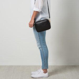 Citta Dixon Leather Handbag