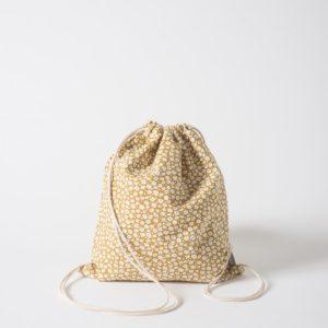 Citta Forget Me Not Drawstring Wash Bag