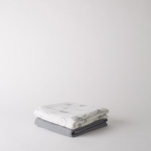 Citta Sea Creatures Organic Cotton Muslin Wrap Set/2