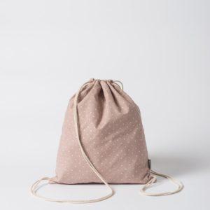 Citta Spot Drawstring Wash Bag