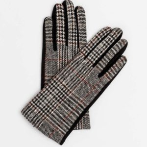 Stella and Gemma Tweed Gloves