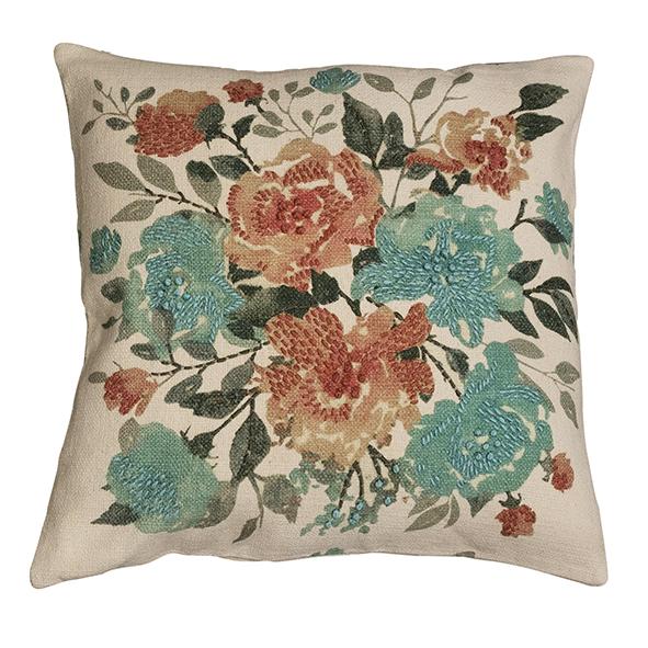 Fleur Large Flower Cushion