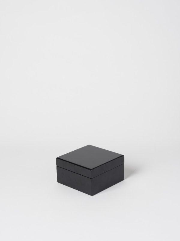 Citta Jewellery Box in Black