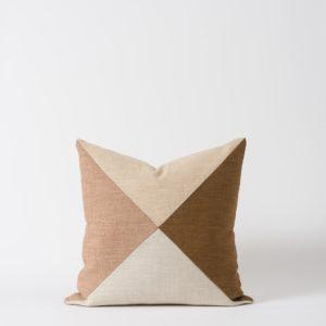 Citta Origami Patchwork Cushion