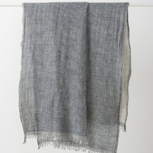 Citta Stevie Wool Linen Throw
